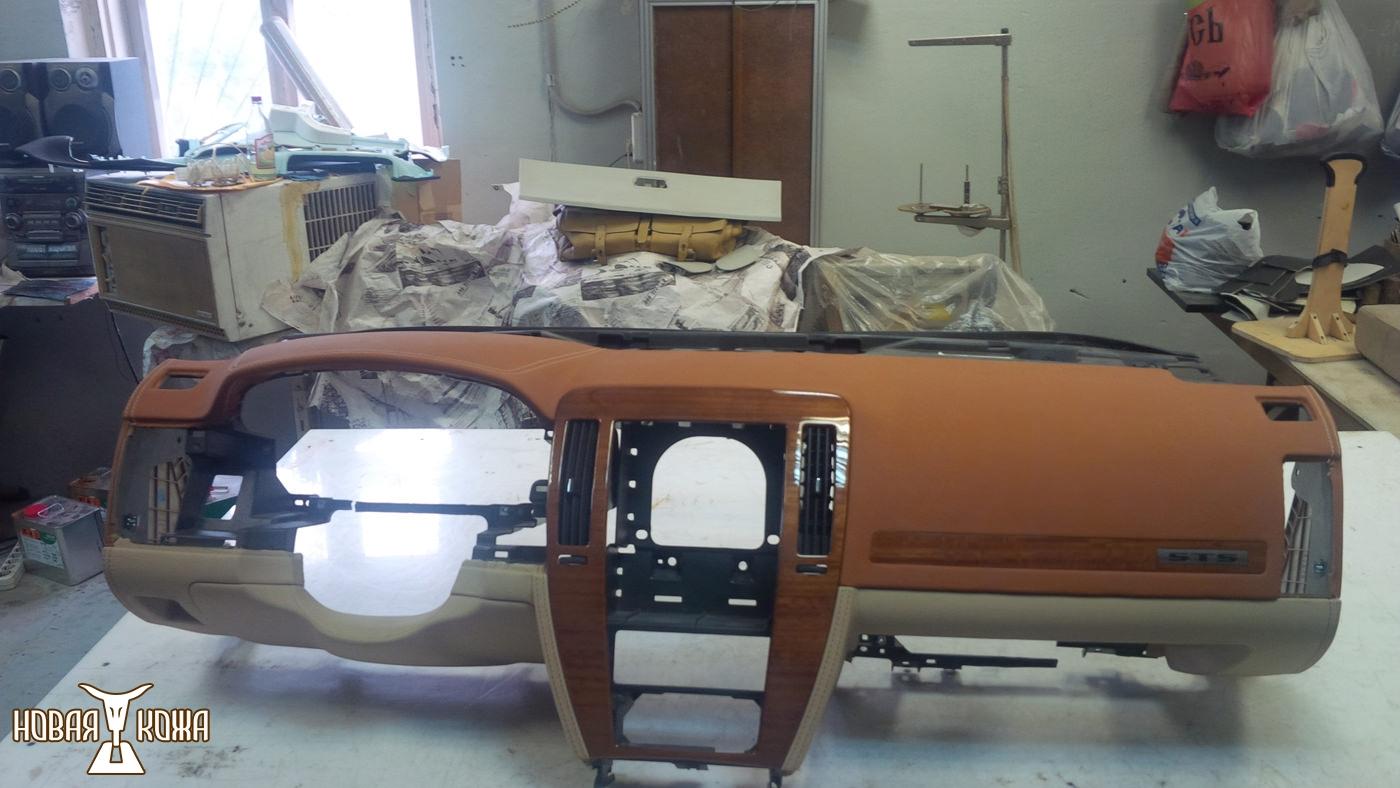 Ремонт авто панели своими руками 43