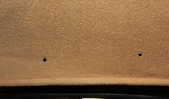 ДО как выглядит прошек на обшивке крыши автомобиля