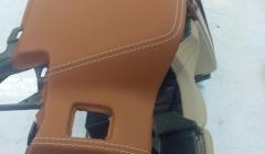 ремонт передней панели торпедо ягуар