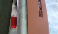 ремонт передней панели торпедо вольво
