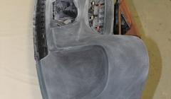 ремонт передней панели торпедо сеат
