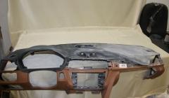 ремонт передней панели торпедо рено