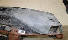 ремонт передней панели торпедо пежо