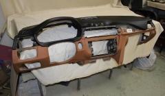 ремонт передней панели торпедо лянча