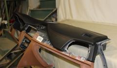ремонт передней панели торпедо лифан