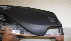 ремонт передней панели торпедо акура