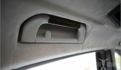 Перетяжка потолка автомобиля в автоателье «Новая Кожа»